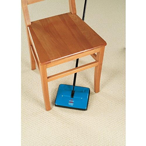 BISSELL 2402E Sturdy Sweep Floor Cleaner - Blue 4  BISSELL 2402E Sturdy Sweep Floor Cleaner – Blue 51w0ykNUiPL