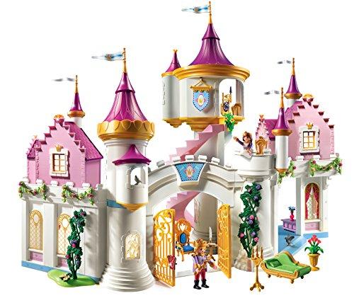 playmobil 6848 jeu grand ch teau de princesse depron rc plans. Black Bedroom Furniture Sets. Home Design Ideas