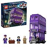 LEGO-Harry PotterTM Le Magicobus Jeu d'Assemblage 8 Ans et Plus, Jouet pour Fille et Garçon, 403 Pièces 75957