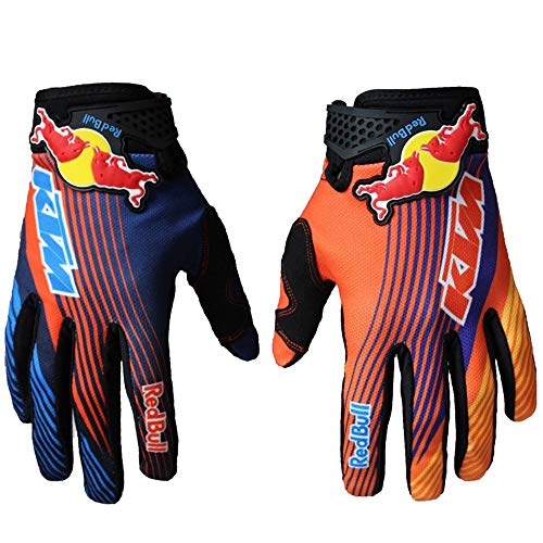 LIXUE Gloves Guanti da Cross per Moto da Cross in Bicicletta Guanti da Sport Outdoor Antiscivolo...