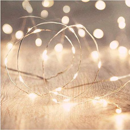 Dcoration-Guirlandes-Lumineuses-PilesMorbuy-Fe-Fil-De-Cuivre-Chane-Lumire-LED-2PC-pour-Nol-Ftes-Mariages-Jardin-Maison-Terrasse