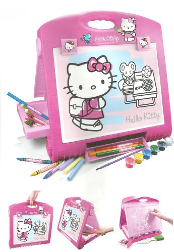 Hello Kitty set da pittore