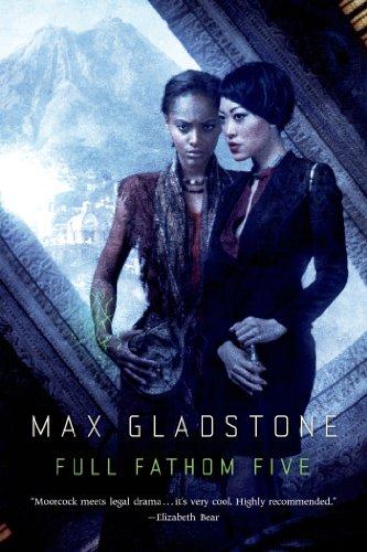 A cinco brazas – Max Gladstone