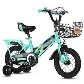 Qazxsw Bicicletas para Niños Niños Bicicletas De Viaje Al Aire Libre 2-9 Años De Edad Niños Y Niñas Bicicletas…