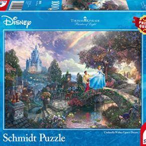 Schmidt Spiele 59472–Puzzle de 1000 Piezas de Disney