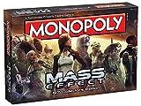Hasbro Monopoly 002572 - Mass Effects, Multicolore