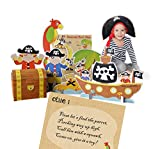 Pirate Treasure Hunt Party Game