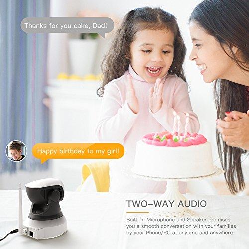 APEMAN WiFi Camera Home Security Surveillance Indoor Camera 720P CCTV