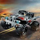 LEGO Technic Le pick-up d'évasion Jeu de construction de véhicule, 7 Ans et Plus, 128 Pièces  42090