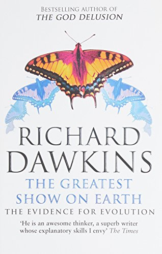 The Greatest Show on Earth: The Evidence for Evolution [Lingua inglese]