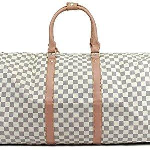 c9f6d57093 Gossip Girl – Designer Inspired Unisex Holdall   Luggage   Weekend   Gym    Duffel   Carry On Bag 33L