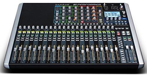 Soundcraft–Canal mezclador unpowered