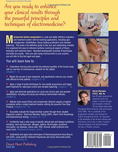 Microcurrent Electro-Acupuncture: Bio-Electric Principles, Evaluation and Treatment - 2