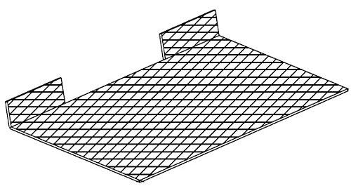 FABER 112.0157.248 - Filtro metallico antigrasso in scatola per cappe modello 152 LG, 2152, 2156,...