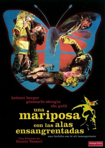 Una Mariposa Con Las Alas Ensangrentadas (The_Bloodstained_Butterfly) [DVD]