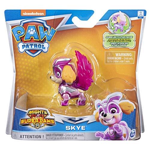 Paw Patrol- Mighty Pups Un Personaggio a Sopresa, Confezione Cuccioli, 6052293