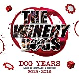 WINERY DOGS - DOG YEARS LIVE IN SANTIAGO (1 Blu-ray)