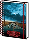 Stranger Things (Mind Flayer) 3D Premium Notebook