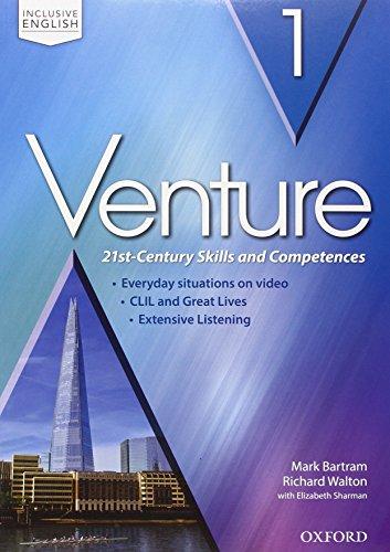 Venture. Premium 2.0. Student book-Workbook-Openbook. Per le Scuole superiori. Con e-book. Con...
