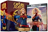 Captain Marvel [coffret 4K + buste] [Blu-ray]