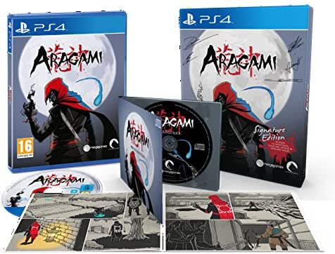 Aragami Signature Edition (PS4) UK IMPORT