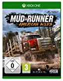 MudRunner - American Wilds Edition (Xbox One)