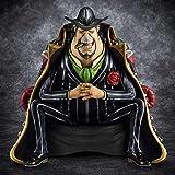 Megahouse One Piece - Statuette 1/8 Excellent Model P.O.P S.O.C Capone Gang Bege 14 cm