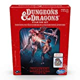 Hasbro Gaming E3702102 Dungeons & Dragons Stranger Things Starter Set Gioco da tavolo, 14 anni+ [Versione in Lingua Inglese]