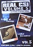Real Csi Volume 5: Crimes Of Passion & Lethal Encounter [Edizione: Regno Unito] [Edizione: Regno Unito]