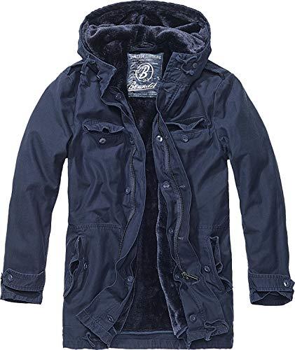 Brandit AF Parka Giacca blu navy 3XL