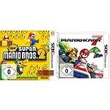 New Super Mario Bros. 2 & Mario Kart 7 - [Nintendo 3DS]