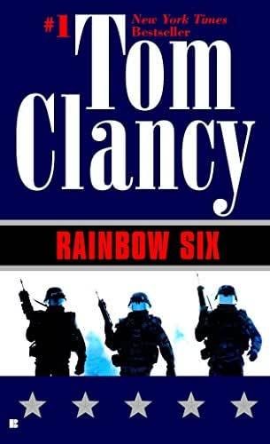Rainbow Six (John Clark Novel, A, Band 2)