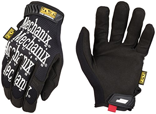 Mechanix Wear - Original Work Guanti (Medium, Nero)