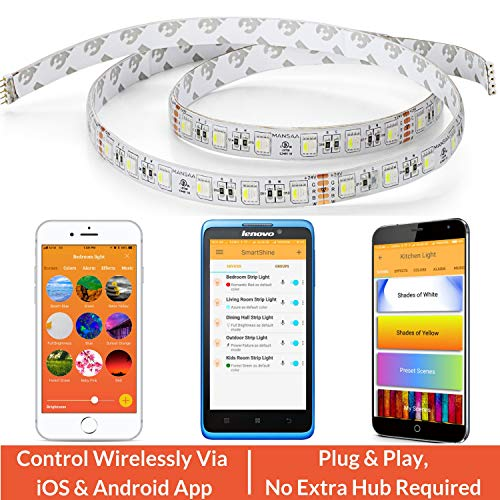 Mansaa Smartshine - Smart Led Strip (Smart Led Strip 5M Pack)