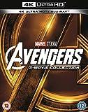 Avengers Triplepack (Uhd) [Edizione: Regno Unito]