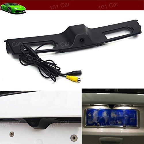 Set con maniglia del baule e telecamera posteriore per parcheggio assistito, per Jeep, personalizzabile (compatibilità non garantita con veicoli con guida a sinistra)