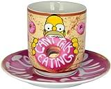 'Unitedlabels 0119568The Simpsons-Taza con platillo Donut