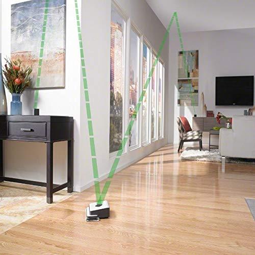 51y1O712aLL [Bon Plan Neato] iRobot Braava 390t, robot laveur de sols pour plusieurs pièces et larges espaces, silencieux