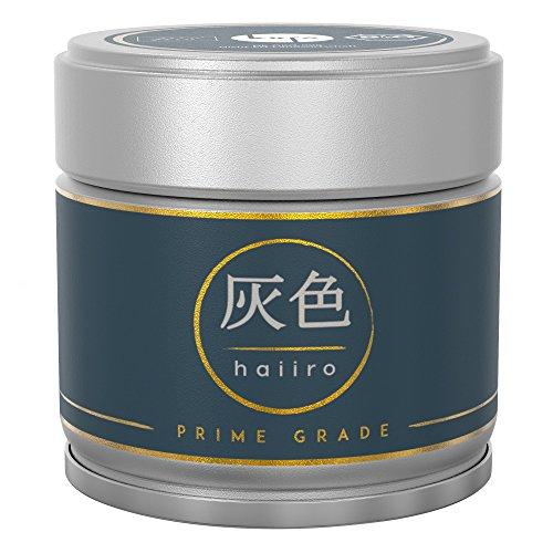 Matcha Haiiro - Handgepflückter Premium Bio Matcha-Tee aus Japan (30g) - Extrafeines Grüntee-Pulver bio-zertifiziert nach DE-ÖKO-006 - Voll beschattet