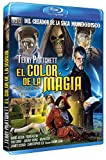El Color de la Magia [Blu-ray]