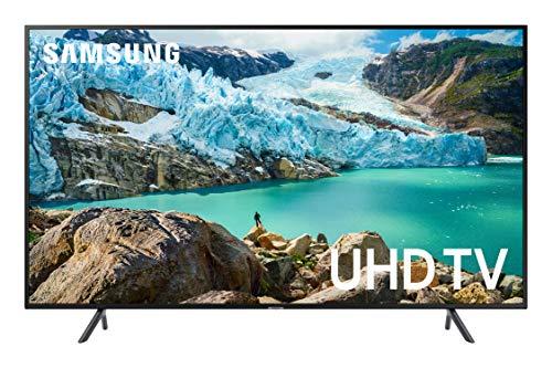 Samsung RU7099 189 cm (75 Zoll) LED Fernseher (Ultra HD, HDR, Triple Tuner, Smart TV)  [Modelljahr 2019]