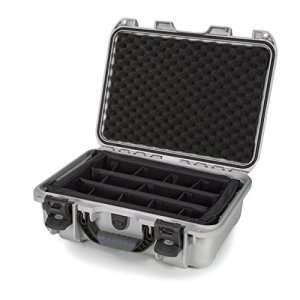 Nanuk 920 Case with Padded Divider (Silver) 8  Nanuk 920 Case with Padded Divider (Silver) 51y7KCpeQtL