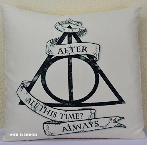 New vintage Elephant Star Wars Harry Potter Stag divano vita cuscino cuscino copertura del cuscino...