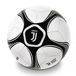 Pallone da Calcio Juventus F.C Misura 5 PS 04524 Logo Nuovo JJ Palloni In Cuoio
