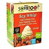 Soyatoo - Crème Chantilly de Soja Soy Whip
