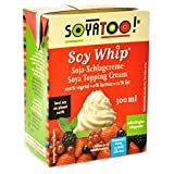 Soyatoo - Crème Chantilly de Soja Soy Whip