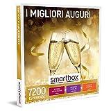 SMARTBOX - I migliori auguri -  Cofanetto Regalo Multiattività  - Degustazioni o momenti di benessere o attività sportive per 1 o 2 persone