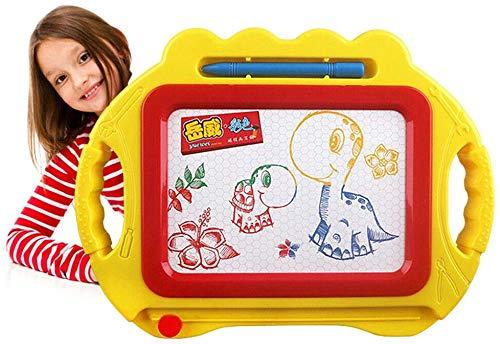Putuio Magnetico Graffiti Tavolo da Disegno Riscrivibile Graffiti Sketch Tavola Lavagna con Penna...
