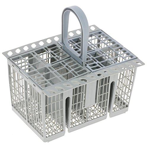 First4Spares - Cestello portaposate di alta qualità per lavastoviglie Hotpoint, versione...