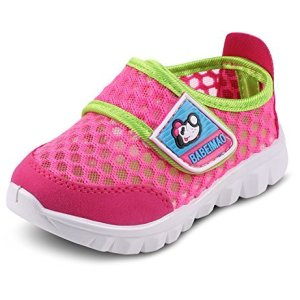 Baby's Boy's Girl's Kids Breathable Mesh Light Weight Sneakers Athletic Running Shoe Walking Shoes 51yT5PIfXXL
